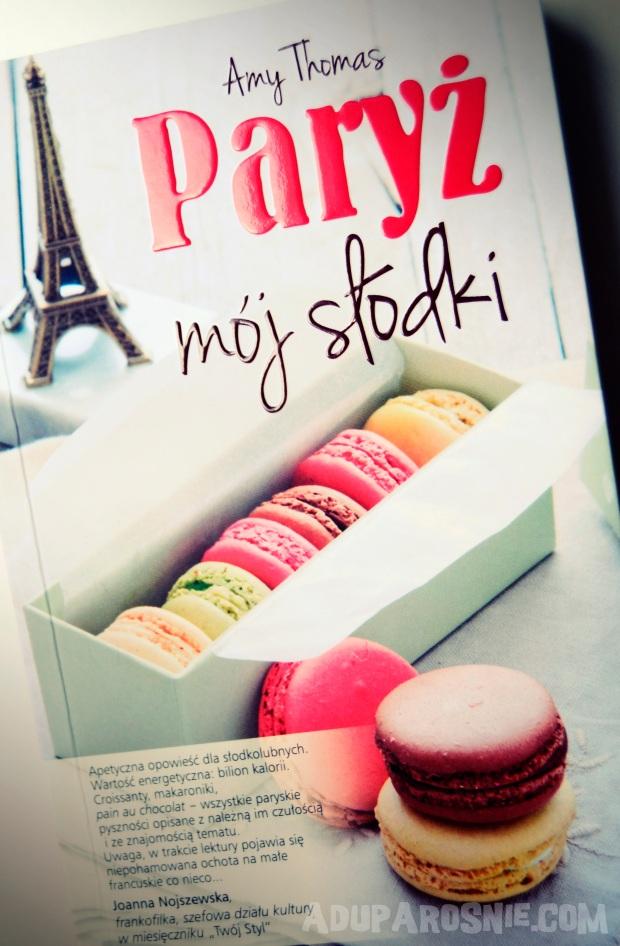 paryż mój słodki 1