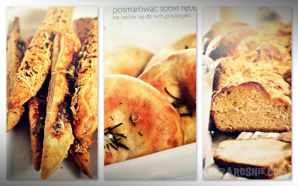 domowy chleb, bułki, bułeczki 6