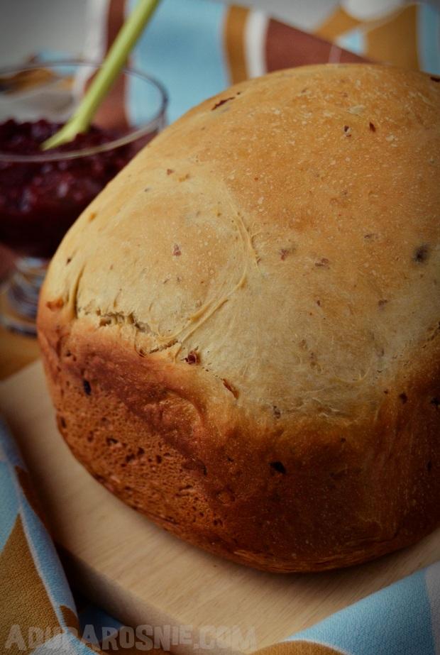 słodki chleb z rodzynkami (z automatu) (2)